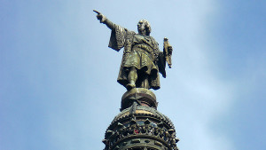 Пaмятник Колумбу